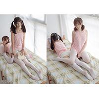 【现货中30R】【已更新推广版免费下载】【JKFUN.net-015】【过膝袜+裤袜】【默陌+AIKA】