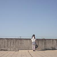 《抑郁湖边与绝望天台》【现货中30RMB】【15D白丝】【默陌】